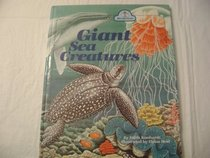 Giant Sea Creatures (Golden Thinkabout Book)