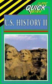 U.S. History II (Cliffs Quick Review)