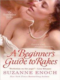 A Beginner's Guide to Rakes (Scandalous Brides)