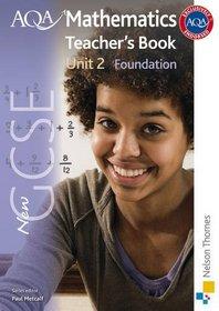 New AQA GCSE Mathematics: Unit 2
