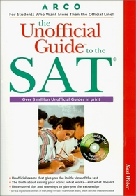 The Unofficial Guide to the Sat (The Unofficial Guide Test Prep Series)