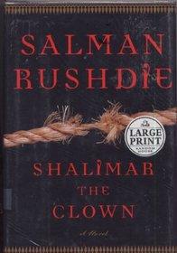 Shalimar the Clown Large Print