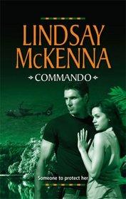 Commando (Harlequin Reader's Choice)