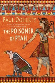 The Poisoner of Ptah (Ancient Egyptian Mysteries, Bk 6)