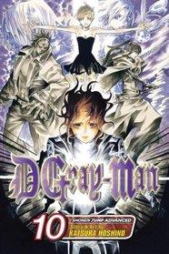 D. Gray-man, Vol 10
