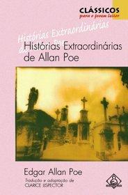 Hist�rias Extraordin�rias de Allan Poe (Portuguese Edition)