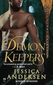 Demonkeepers (Nightkeepers, Bk 4)