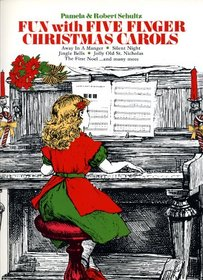 Fun with 5 Finger Christmas Carols