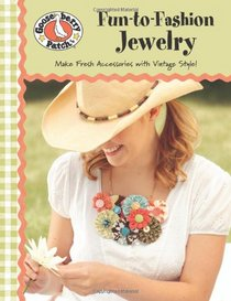 Gooseberry Patch Fun to Fashion Jewelry (Leisure Arts #5146)
