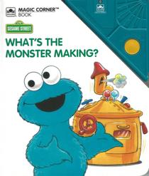 What's the Monster Making (Magic Corner)