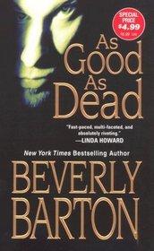 As Good as Dead (Cherokee Pointe, Bk 3)