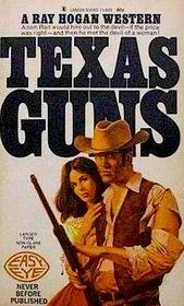 Texas Guns (Larger Print)