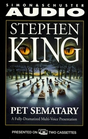 Pet Sematary (Audio Cassette) (Abridged)