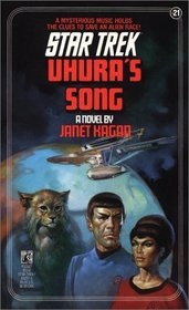 Uhura's Song (Star Trek, No 21)