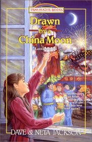 Drawn by a China Moon: Lottie Moon (Trailblazer, Bk 34)