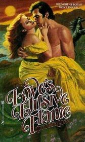 Love's Elusive Flame