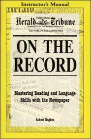 On the Record: Instructor's Manual