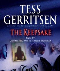 The Keepsake (Rizzoli & Isles, Bk 7) (Audio CD) (Abridged)