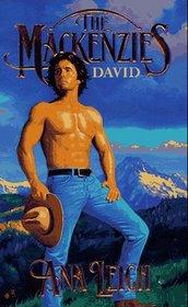 Mackenzies: David (The Mackenzies Series)