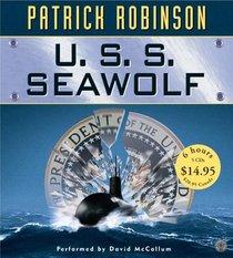 U.S.S. Seawolf (Arnold Morgan, Bk 4) (Audio CD) (Abridged)