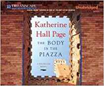 The Body in the Piazza (Faith Fairchild, Bk 21) (MP3 CD) (Unabridged)