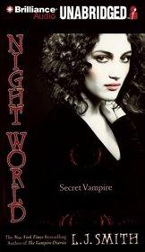 Secret Vampire (Night World Series)
