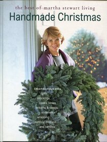 Handmade Christmas (Best of Martha Stewart Living)