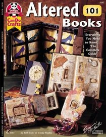 #5167 Altered Books 101