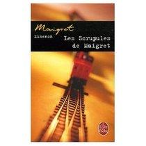 Scrupules de Maigret