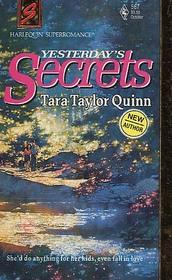 Yesterday's Secrets (Harlequin Superromance, No 567)