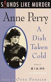 A Dish Taken Cold  (Audio Cassette) (Unabridged)