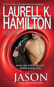 Jason (Anita Blake, Vampire Hunter, Bk 23)