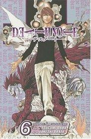 Death Note, Vol 6