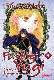 Fushigi Yugi Genbu 5 El origen de la leyenda / The Origin of the Legend (Spanish Edition)