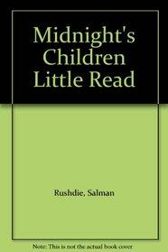 Midnight's Children Little Read
