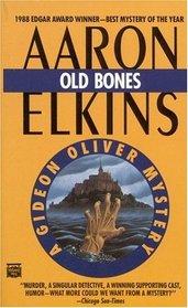 Old Bones (Gideon Oliver, Bk 4)