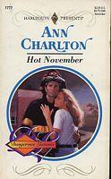 Hot November (Dangerous Liaisons) (Harlequin Presents, No 1777)