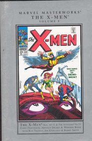 Marvel Masterworks X-men 5