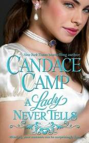 A Lady Never Tells (Willowmere, Bk 1)