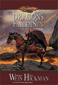 Dragons of a Fallen Sun (Dragonlance: The War of Souls, Bk 1)