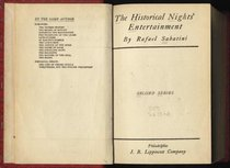 Historical Nights' Entertainment Second Series (Short Story Index Reprint Series)