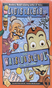 Stories From Wayside School (boxed set)