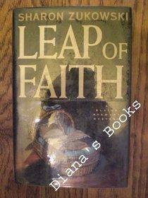 Leap of Faith: A Blaine Stewart Mystery