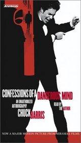 Confessions of a Dangerous Mind: An Unauthorized Autobiography (Audio Cassette) (Abridged)
