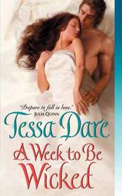 A Week to Be Wicked (Spindle Cove, Bk 2)