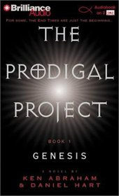 Genesis (The Prodigal Project, Bk 1) (Audio Cassette) (Abridged)