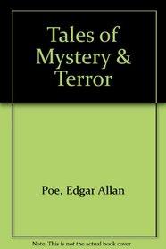 Tales of Mystery & Terror