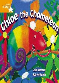 Chloe the Chameleon (International Rigby Star: Audio Big Books)