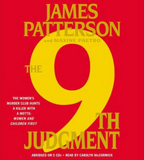 The 9th Judgment (Women's Murder Club, Bk 9) (Audio CD) (Abridged)