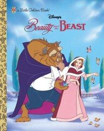 Beauty and the Beast (Little Golden Book)